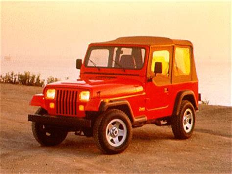 blue book used cars values 2011 jeep wrangler on board diagnostic system 1995 jeep wrangler pricing ratings reviews kelley