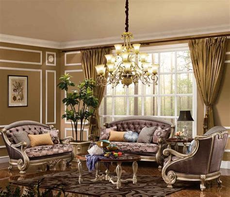 Vintage Living Room Sets 5pc St Regis Vintage Silver Floral Traditional Living Room Set Ebay