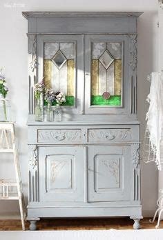 esszimmer china hutch rustic country shabby chic buffet hutch distressed