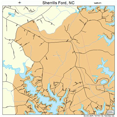 Sherrills Ford Nc by Sherrills Ford Carolina Zip Code