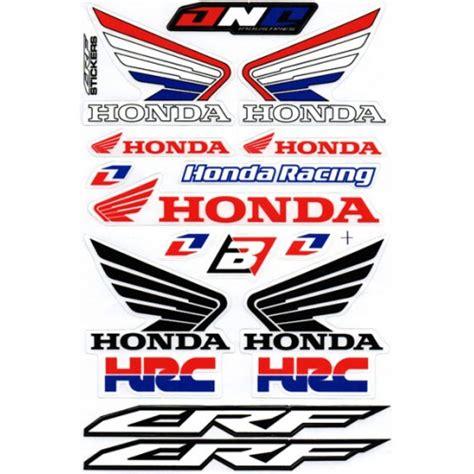 Ea Cutting Sticker Decal Code Batlax Sponsor Logo honda wing stickers sheet crf sticker