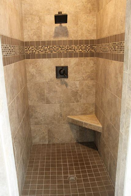 tiled shower ideas for bathrooms tile shower traditional bathroom grand rapids by degraaf interiors