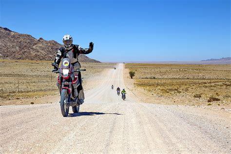 Motorradtouren Namibia by Presseberichte Gravel Travel