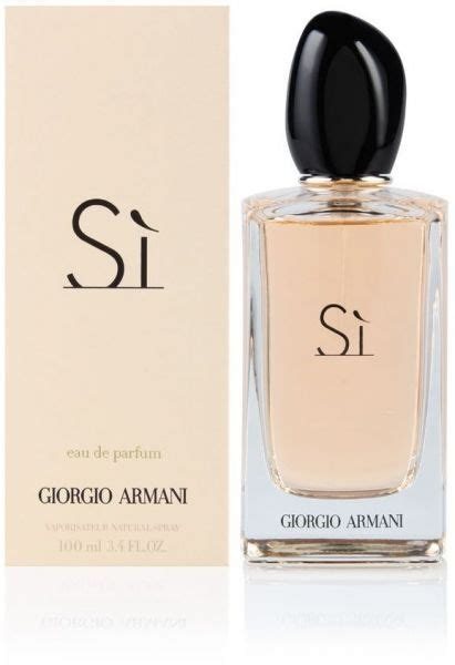 Parfum Brasov 100 Ml si by giorgio armani for eau de parfum 100 ml