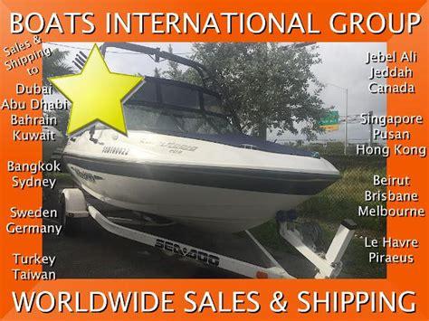 seadoo utopia boats for sale canada sea doo sport boats 205 utopia boats for sale