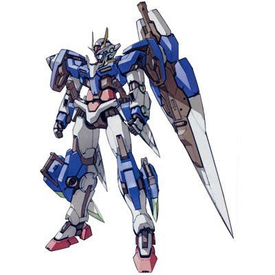 Gn 00 Gundam 00 gn 0000 7s 00 gundam seven sword