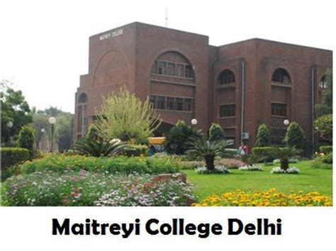 Delhi School Of Economics Mba Cut 2016 by Maitreyi College Delhi Admission 2015 2016 Cut