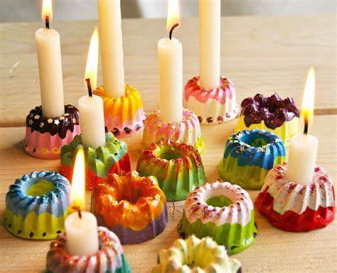 Tischdeko Selber Machen 3305 by Diy Mini Gugl Kerzenst 228 Nder Mini Gugl Gugl Und