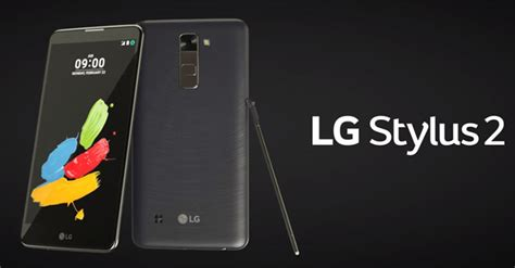 Lg Stylus 2 Dual K520dy 2 16 Bnib Grs Resmi lg stylus 2 unveils 5 7 inch mid range with nano coated
