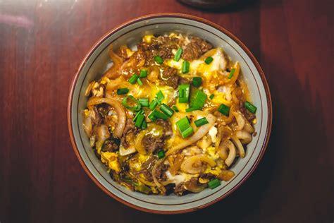 resep gyudon khas jepang masak  hari