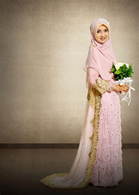 Jilbab Syar I Untuk Pernikahan Inspirasi Jilbab Untukmu Calon Pengantin Rizqy Agung