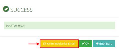 tujuan membuat invoice cara kirim invoice menggunakan email beecloud