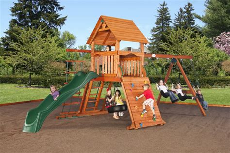 cheap kids swing sets playset experts offer steep discount on popular model