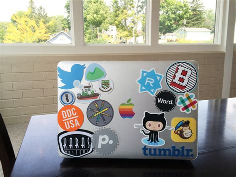 What Of Stickers Go On Laptops get your erasable stickers woodclinched
