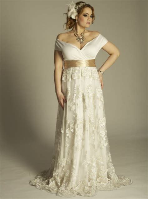 8 Beautiful Wedding Dresses For The Summer by Prettiest 8 Plus Size Summer Wedding Dresses
