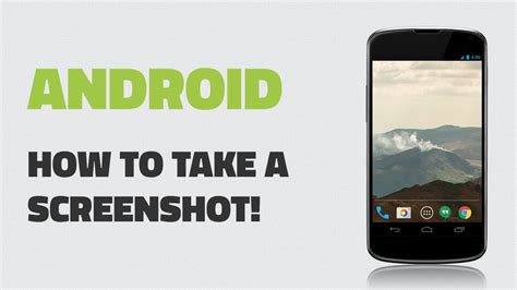 how do i take a screenshot on android how to take screenshots on android devices