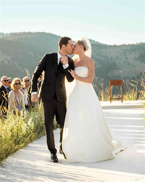 Kate Bosworth and Michael Polish's Ranch Wedding in