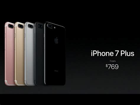 you buy iphone 7 7 plus in india from october 7 price to start from rs 60 000 gizbot
