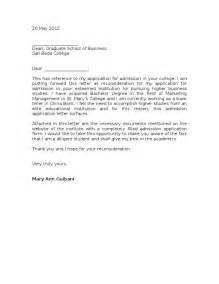 Sle Letter Of Appeal For Reconsideration by Sle Reconsideration Letter