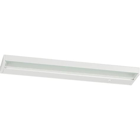 Rite Lite 10 Led White Wireless Slim Under Cabinet Light Cabinet Lights Home Depot
