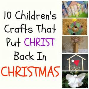 10 christmas crafts kids can make