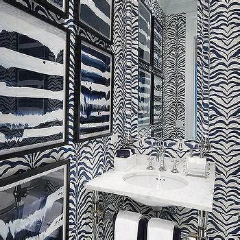 zebra print wallpaper for walls zebra wallpaper design ideas