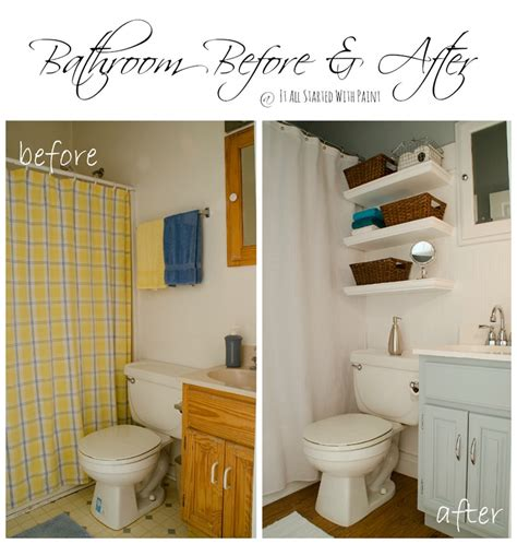 Home Decorating Paint by Blue And White Bathroom Small Space Solutions