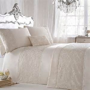 Debenhams Bed Linen Duvet Covers Star By Julien Macdonald Ivory Lillian Duvet Cover
