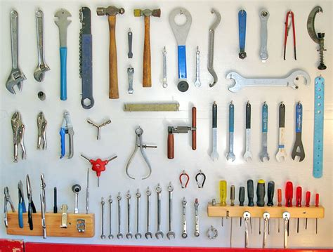 use design tool bicycle repair and maintenance
