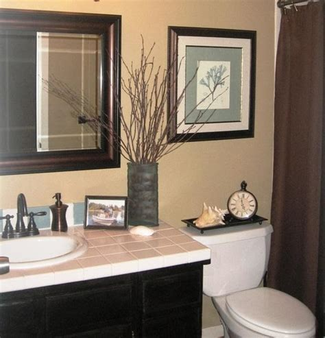 guest bathroom decor ideas small guest bathroom decorating ideas folat