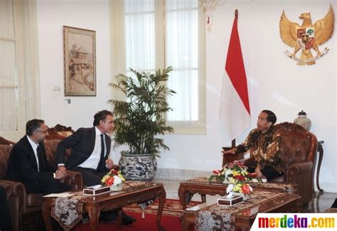 Magnet Kulkas Dari Negara San Marino foto presiden jokowi terima empat duta besar baru untuk indonesia merdeka