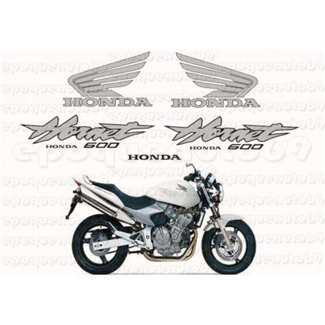 Sticker Honda Ok by Kit Autocollants Stickers Honda Hornet 600 Epoqueauto69