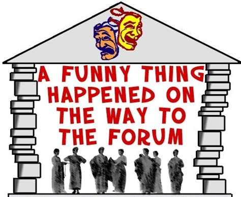 A Thing Happened On The Way To The Spa Date by A Thing Happened On The Way To The Forum