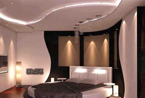 top false ceiling designs pop design  bedroom