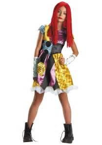 kids sally halloween costume tween sally costume