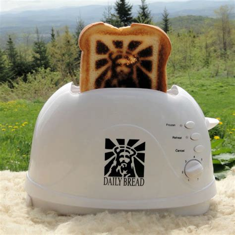 The Jesus Toaster the jesus toaster shut up and take my money