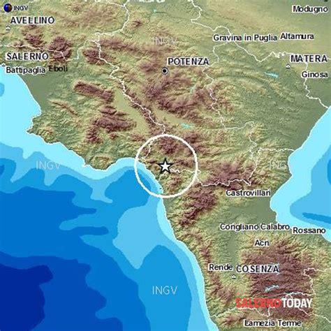 sella nocera inferiore terremoto salerno e provincia 17 luglio 2013