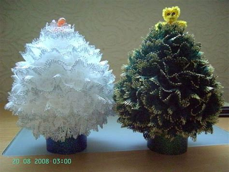 pattern knitting in lace christmas tree