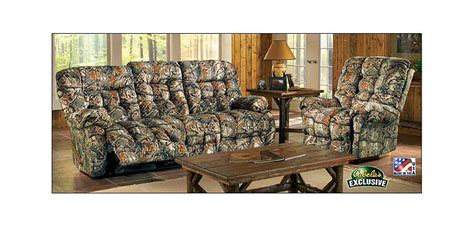 Cabelas Recliner by Cabela S Seclusion 3d 174 Reclining Sofa And Flat Out Rocker