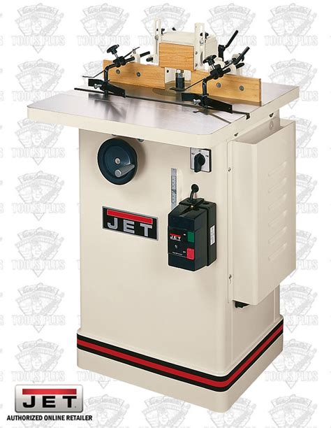 Jet 708322 3hp Shaper 3 Hp 230v Only