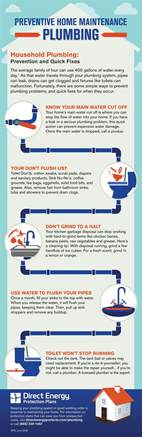 Home Plumbing Tips by 1000 Images About Plumbing Infographics On
