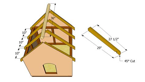 plans to build a house installing the rafters free garden plans how to build