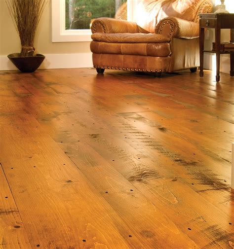 Plank Hardwood Flooring Distressed Wood Flooring Carlisle Wide Plank Floors