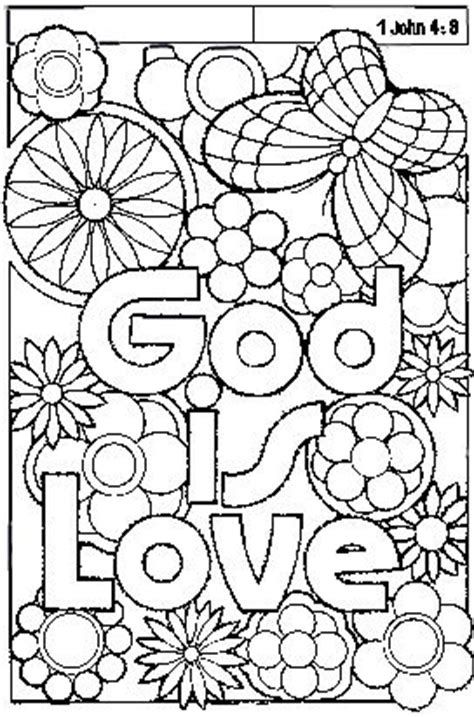 christian love coloring pages god is love coloring sheet early childhood general art