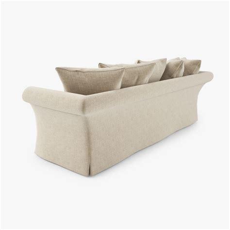 busnelli sofa busnelli kim sofa couch 3d model max obj fbx mtl