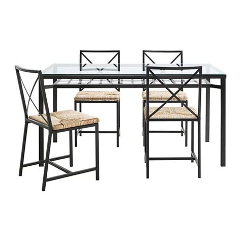Ikea Dining Table Glass Gran 197 S Table And 4 Chairs Ikea