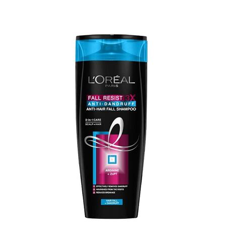 L Oreal Anti Hairfall Shoo buy l oreal fall resist 3x anti dandruff anti hair