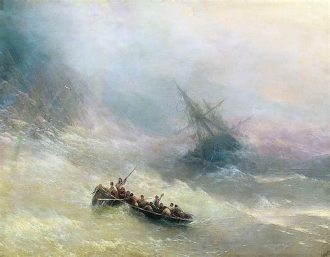 the russian canvas painting top 5 paintings by russian artist ivan aivazovsky to discover russia