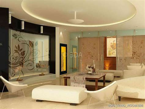 Delhi Interiors by 3da Best Living Room Interior Decorators In Delhi And