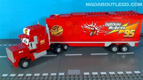 cars trucks lego cars mack s team truck
